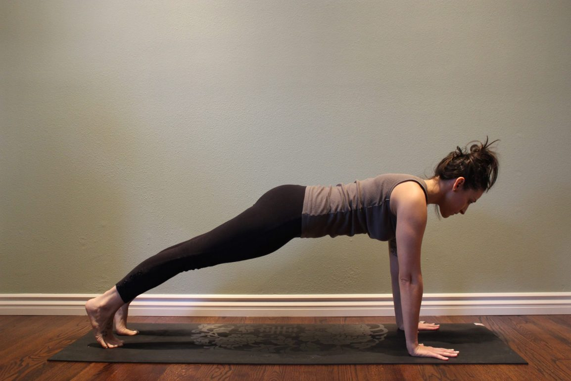 Yoga For Abdominal Strength (A.K.A. Core)