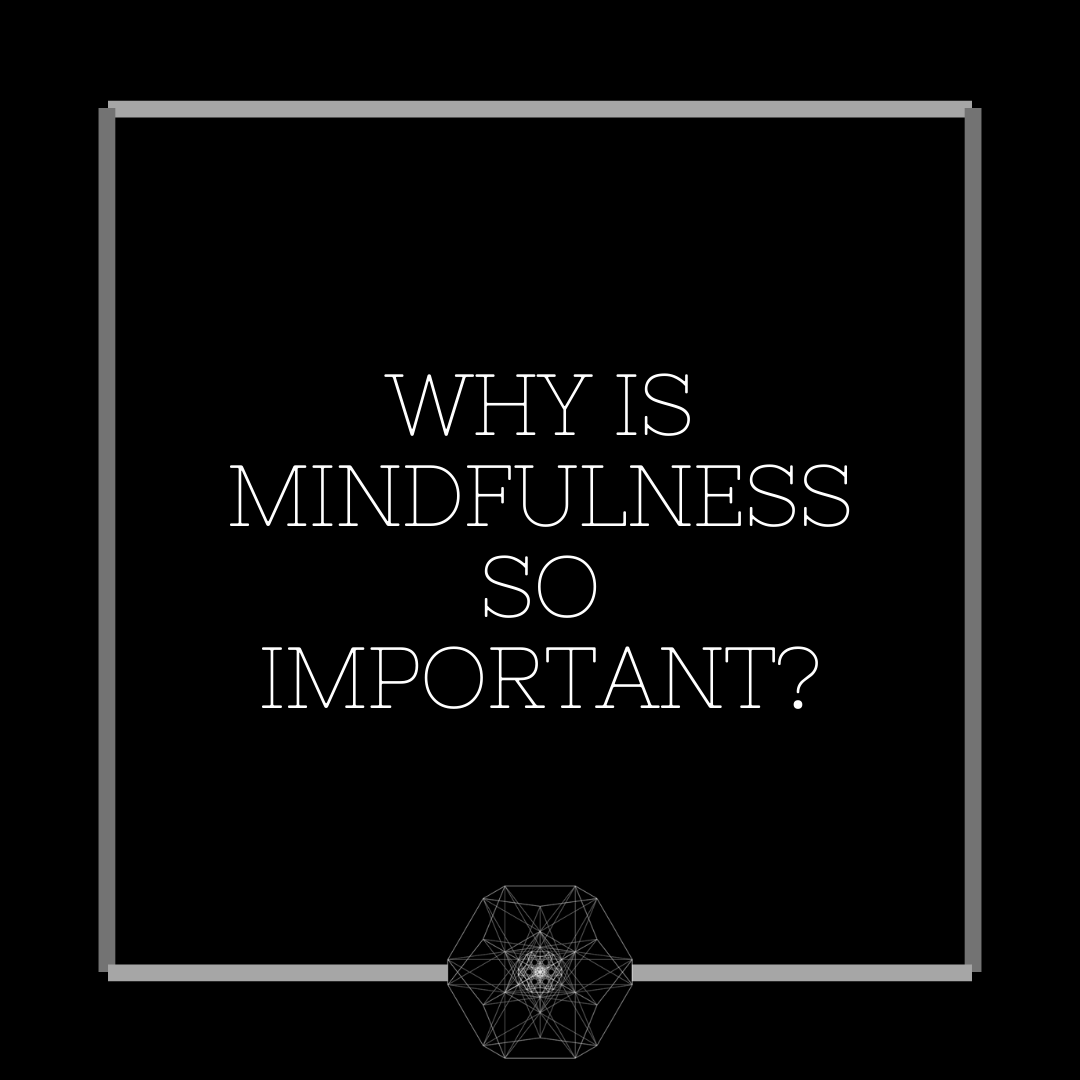 Why Is Mindfulness So Important?