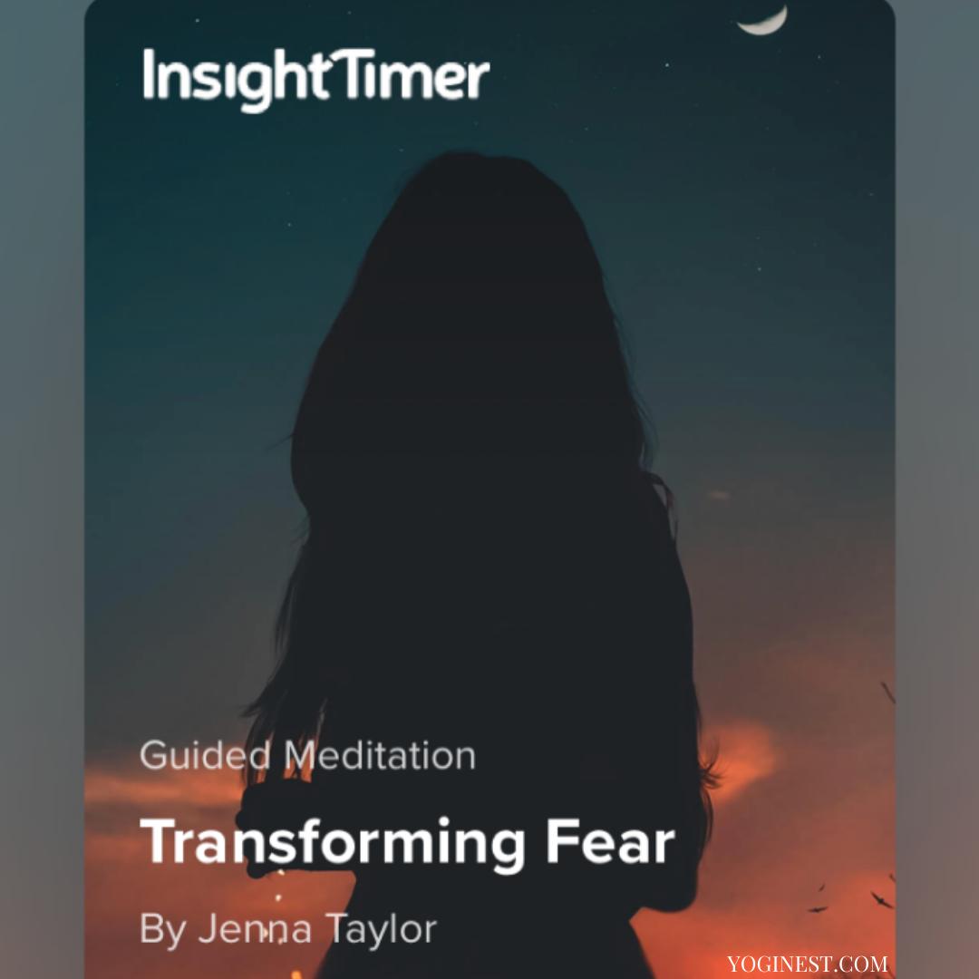 Meditation – TransformingFear